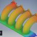 Análisis Térmico en Autodesk Inventor con Nastran In-CAD