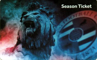 Reading FC Season Ticket