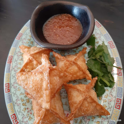 Old Thousand Trout Rangoon