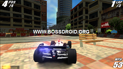 Burnout Legends PPSSPP ISO High Compress Android + SaveData
