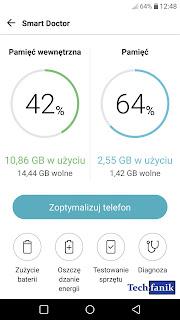 lg g5 aplikacja smart doctor