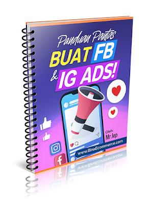 Panduan Tips Facebook dan IG Ads
