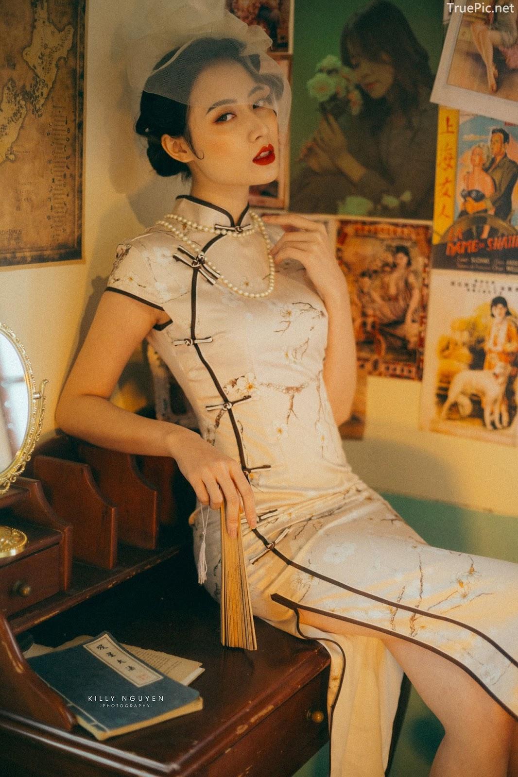 Vietnamese model Lan Huong - Lost in ShangHai - Photo by Killy Nguyen - TruePic.net - Picture 2