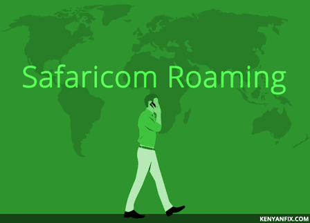 safaricom roaming