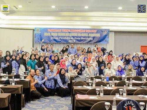 Bimtek Guru SD Disdik Kota Bandung