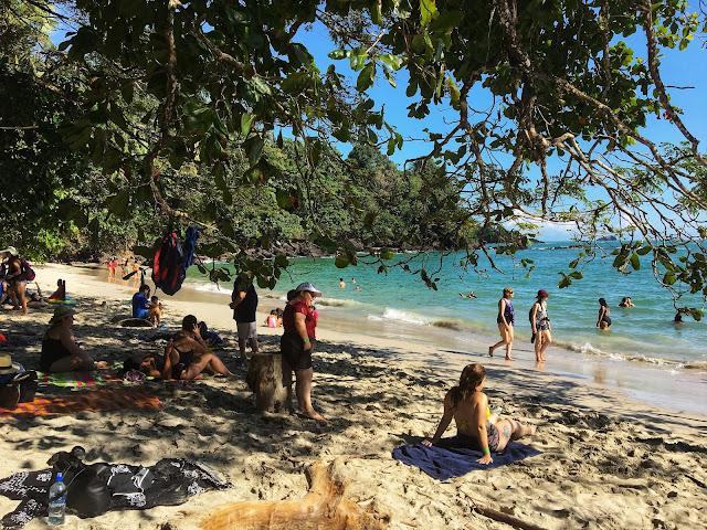 Playa Manuel Antonio National Park