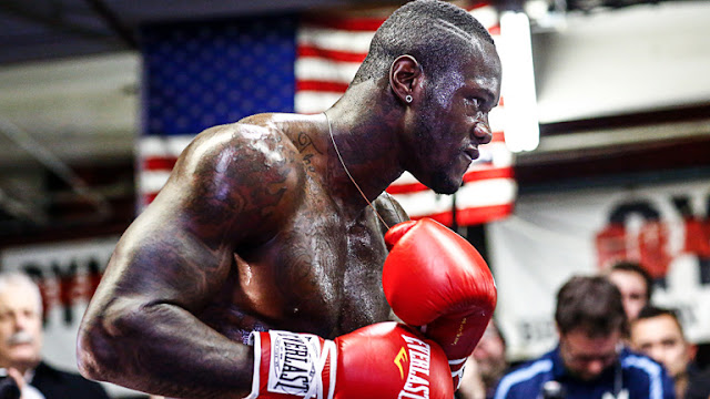 Deontay Wilder Doesn't Know Tyson Fury Weaknesses, But Promises Surprise