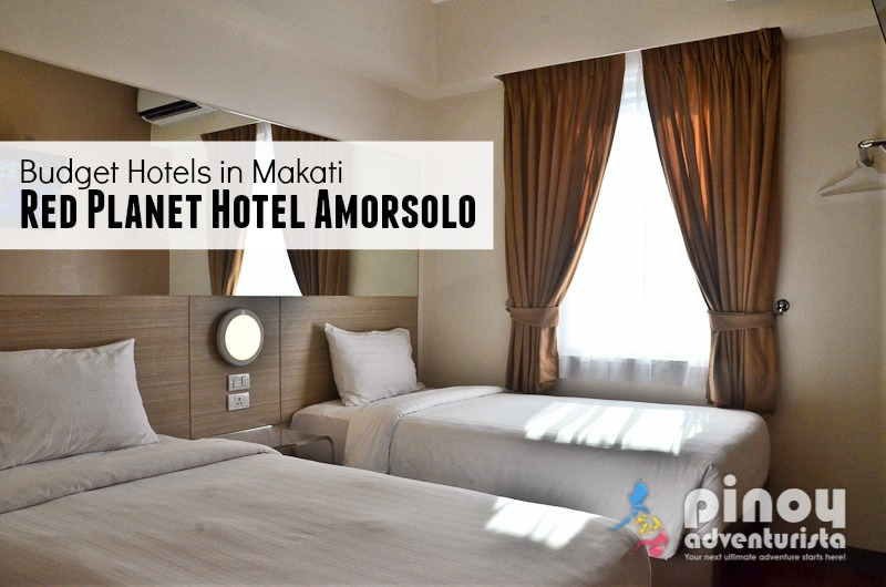 Red Planet Hotel Amorsolo Room