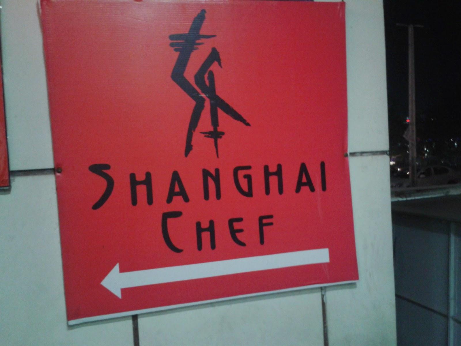 Shanghai Chef