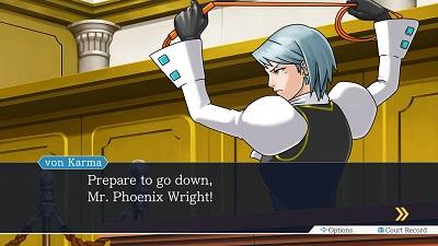 Phoenix Wright: Ace Attorney Trilogy Story
