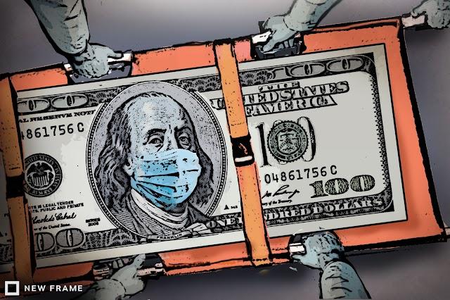 العلم، والانحطاط الاخلاقي للنظام الراسمالي في مواجهة مرض كورونا