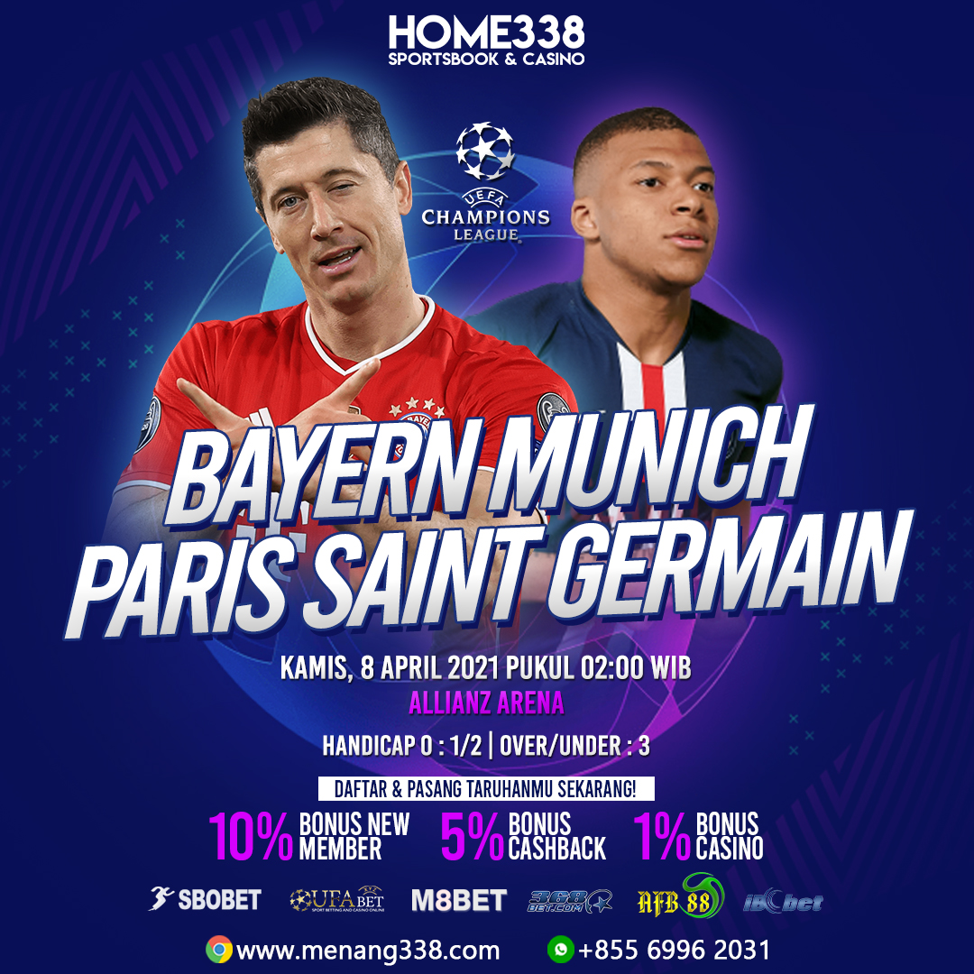 Prediksi Bayern Munich vs PSG