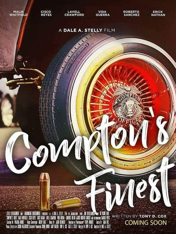 Compton's Finest (2018) Hindi WEB-DL 720p Dual Audio [Hindi (Dubbed) + English] HD | Full Movie