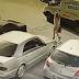 Βίντεο-ντοκουμέντα από την επίθεση με βιτριόλι στην Καλλιθέα: Η άτυχη 34χρονη και η μαυροφορεμένη δράστης