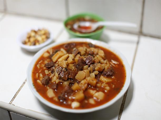 Fritanguita Peruana (Chanfainita)