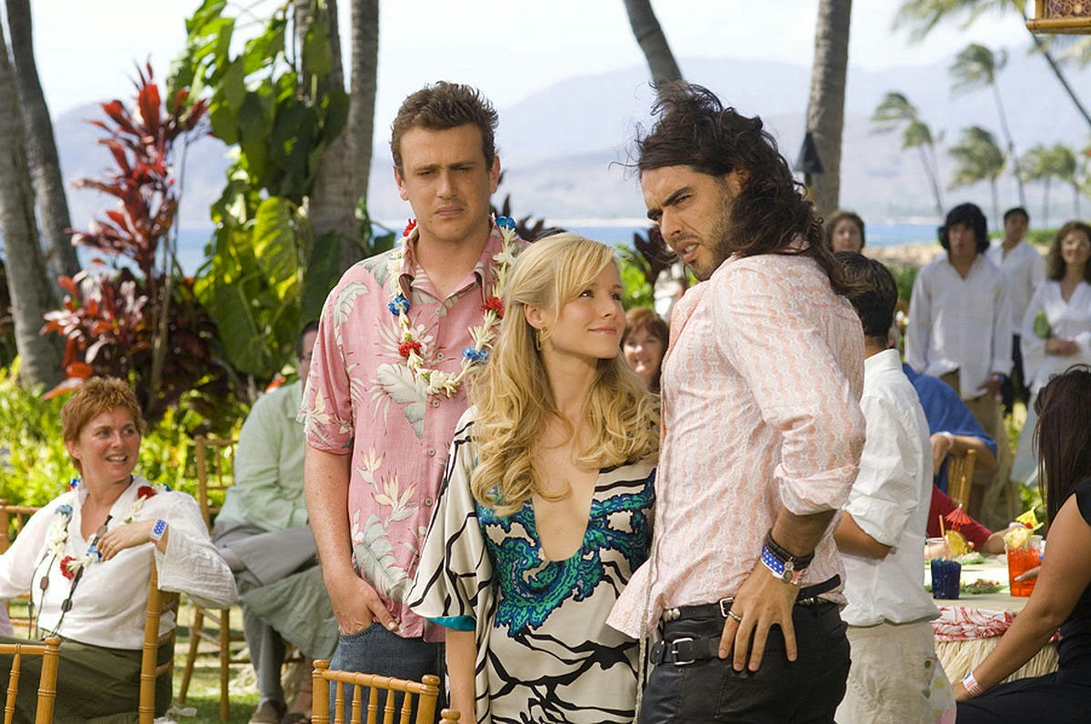 Movie Review Forgetting Sarah Marshall 2008 The Ace Black Blog