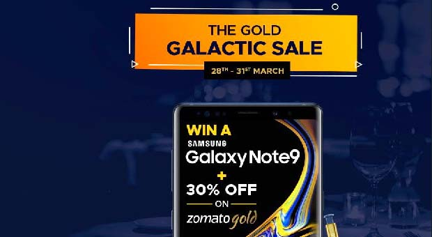 Mau Smartphone Samsung Galaxy Note 9? Gunakan Zomato Gold