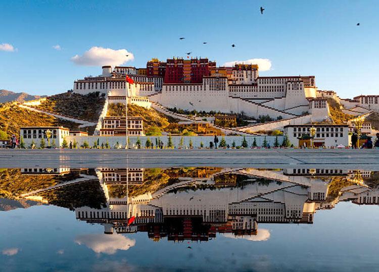 Potala Palace Istana terunik di dunia