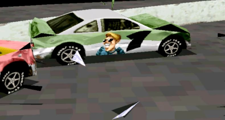 Destruction Derby : Chevrolet Lumina Nascar