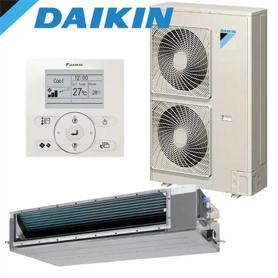 Daikin ducted air conditioning product