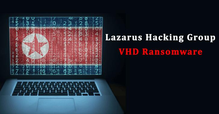 VHD Ransomware