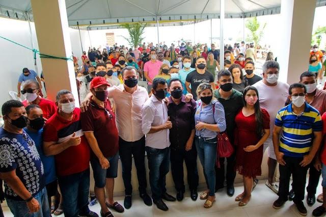 Lideranças de todo o Maranhão querem vereador Ribeiro Neto para Deputado Estadual