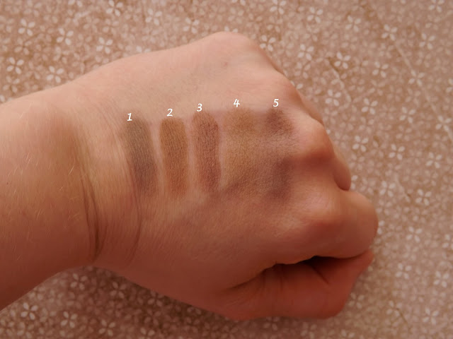 Kontur Swatches
