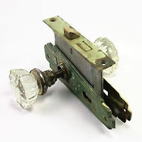 Locksmith Portland antique Mortise lock