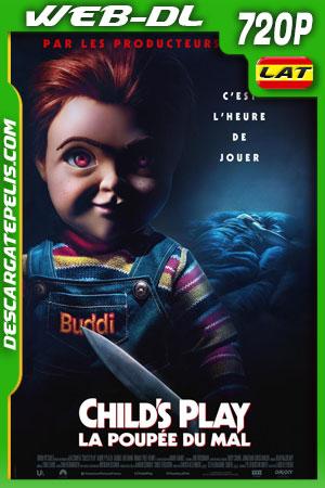 Chucky el Muñeco diabólico (2019) 720p WEB-DL Latino – Ingles