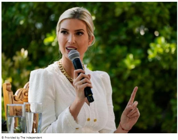 "A US watchdog of ""violating the law of critical ethics"" has accused Ivanka Trump eight times in two days."