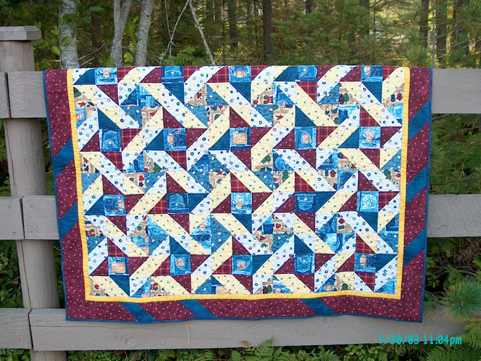 Elsie Quilts A Mystery Quilt In More Ways Than One