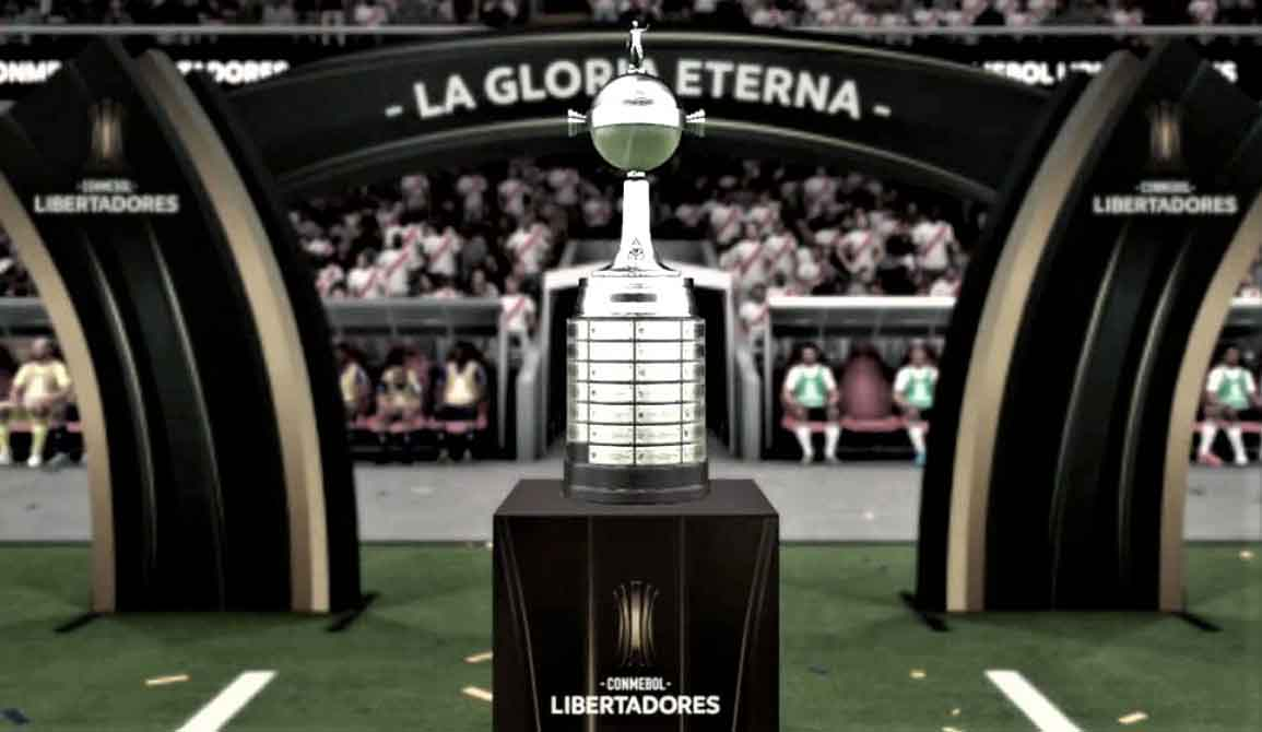 La Copa Libertadores es el torneo de clubes más importante de Sudamérica.
