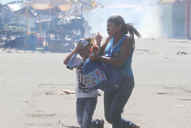 Conato-de saqueos-un-herido-y-vario-detenidos-por-desordenes-en-Maracaibo