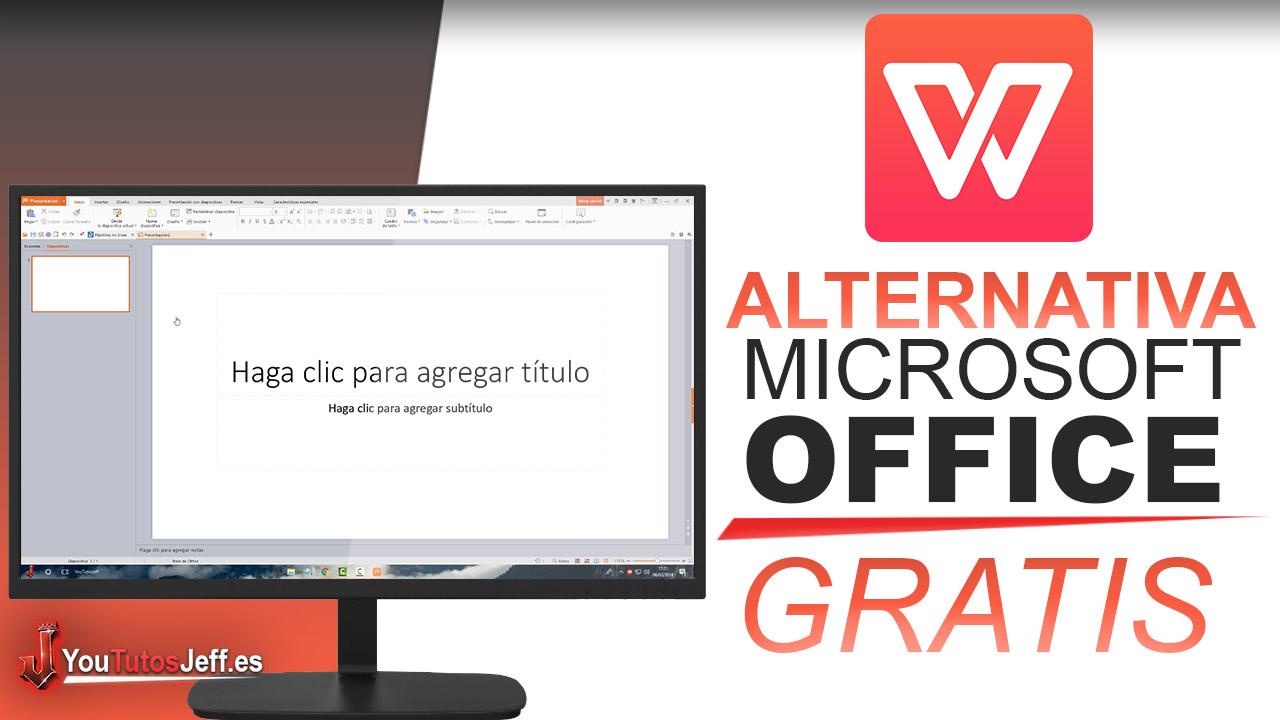 Como Descargar WPS Office Español Gratis - Mejor Alternativa a Microsoft Office