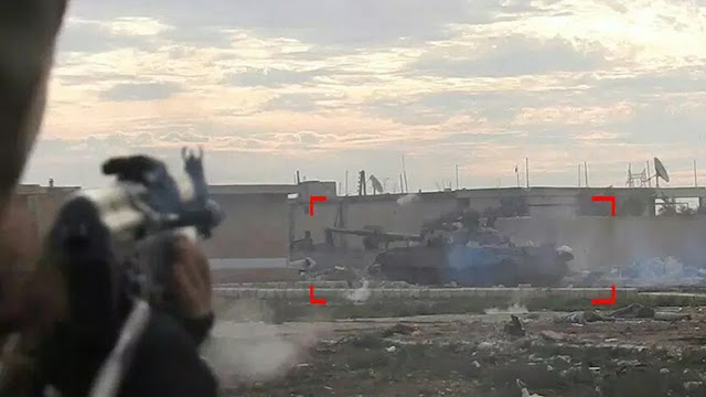سوريا.. معارك ضارية في ريف إدلب وطائرات حربية ترتكب مجزرة في إحدى البلدات
