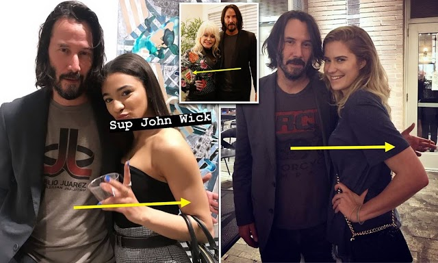 Keanu Reeves, The Living Legend Hollywood Actor who Live far Below his Means