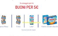 """Logo Nipiol """" Buoni come i bambini"""" : ricevi 5 euro in buoni sconto ( premio certo)"""
