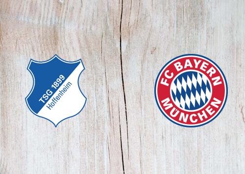 Hoffenheim vs Bayern Munich -Highlights 29 February 2020