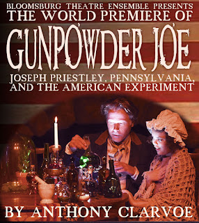 Gunpowder Joe at Bloomsburg Theatre Ensemble
