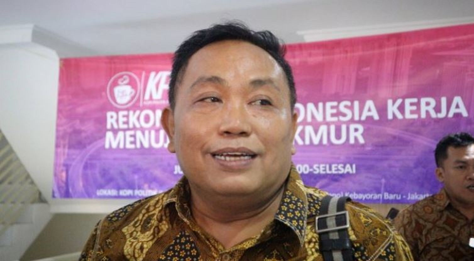 Ini Alasan Arief Poyuono Minta Anies Baswedan Segera Dinonaktifkan Sebagai Gubernur DKI