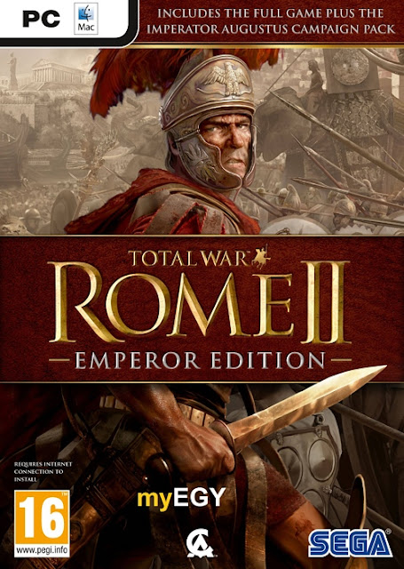 تحميل لعبه Total War Rome 2 Emperor Edition v2.4.0.19534 17 DLCs Multiplayer 2018  للكمبيوتر