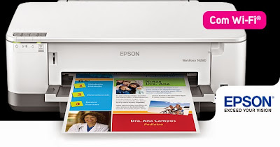 Download Driver Epson Workforce T42WD