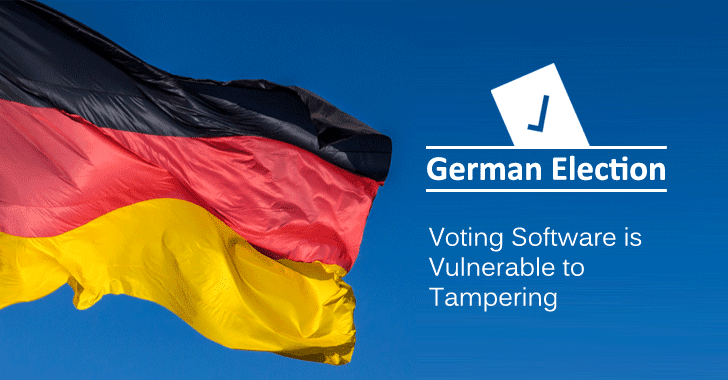 Proof It's Possible to Hack German Elections; Hackers Tamper with Voting-Software