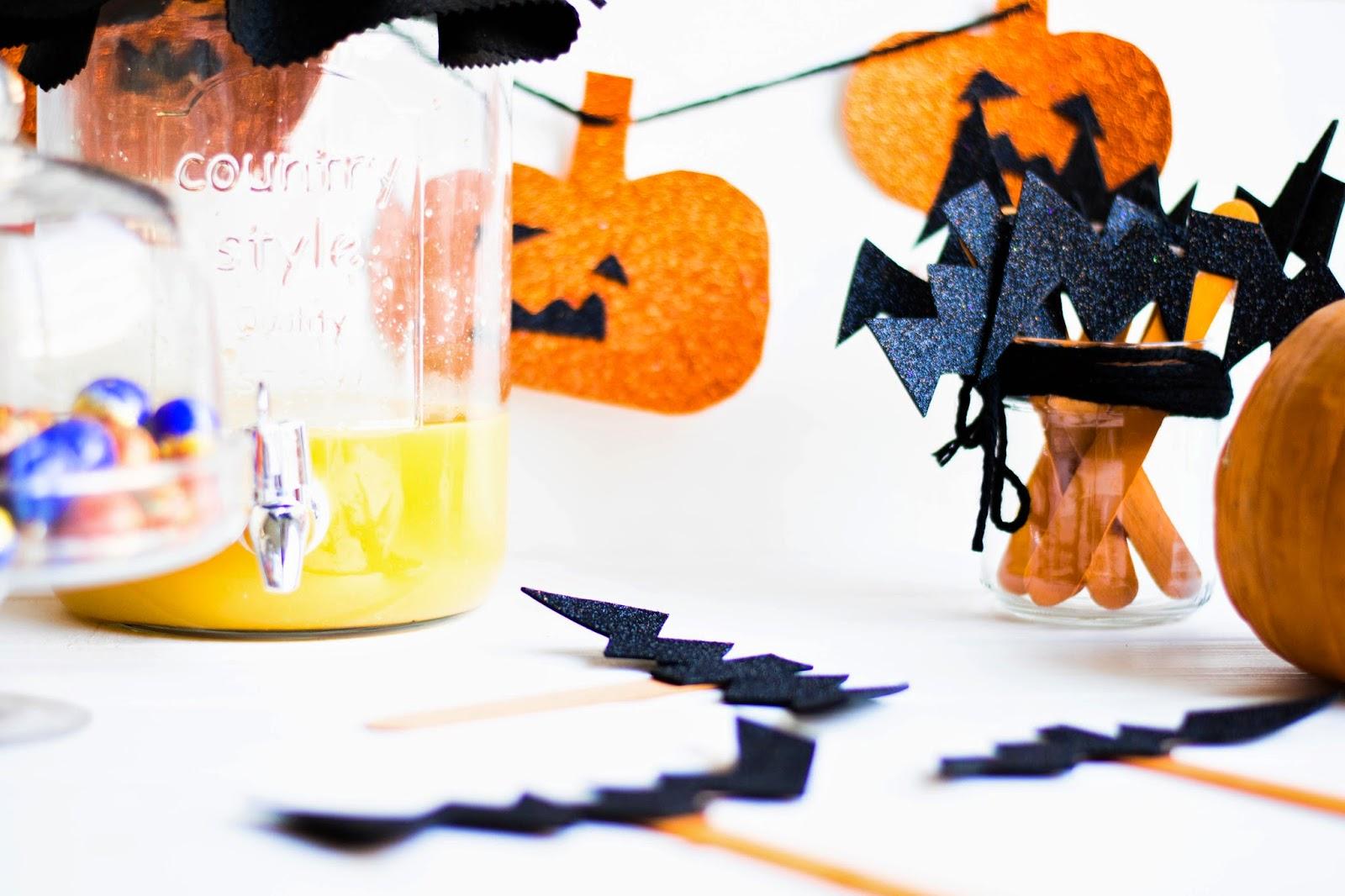 Nuestro rincón de Halloween