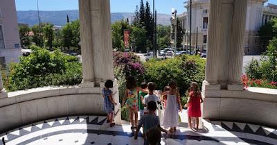 «Ένα παιχνίδι ανάμεσα στον Πικάσο & την αρχαιότητα»: Ένα ξεχωριστό camp του Μουσείου Κυκλαδικής Τέχνης