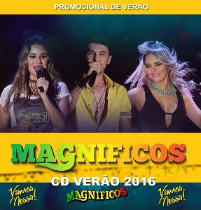 CD Magníficos – Promocional Verão ( 2016 )