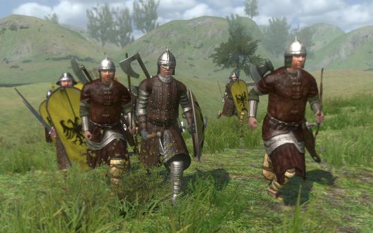 Mount & Blade:Warband For Free