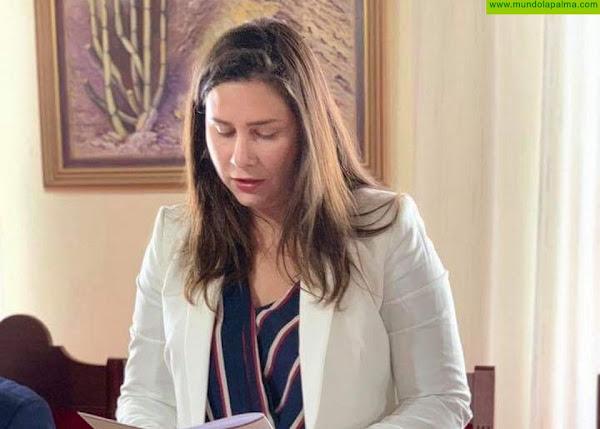 CC de Puntagorda propone al Ayuntamiento hacer una lista de reserva con profesionales para cubrir las vacaciones de la directora de la residencia de mayores