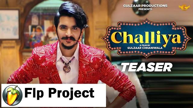 Gulzaar Chhaniwala Challiya Haryanvi Flp Project free download
