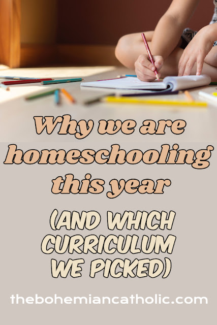 bohemian catholic homeschooling curriculum home school